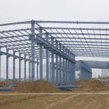 Große Überspannungs-Canon-Werkstatt mit Stahlkonstruktion-Rahmen