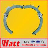 管の切断および溝を彫る機械表面仕上げ機械斜角が付くツール