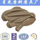 Óxido de aluminio de F16-F320 Brown/abrasivo fundido Brown del alúmina para el chorreo de arena