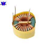 RoHSの円環形状のチョークコイル力誘導器