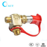 Válvula de control de gas GLP GNC para autos NGV1 Válvula de llenado