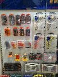 9pcs cadeau promotionnel outil réglé dans l'emballage sous blister (AF100-9A)