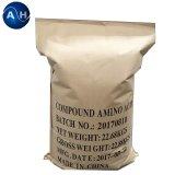 アミノ酸によってキレート環を作られるカルシウム粉肥料