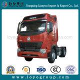 Sinotruk HOWO-A7 371HP 4X2 경쟁적인 트랙터 트럭 가격
