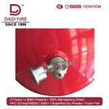 2-10kg自動乾燥した粉の消火器の火-消火システム