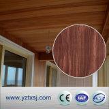 薄板にされた木製デザインPVC天井のボード