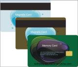 Le courant ascendant initial retransfèrent l'imprimante de carte d'identification
