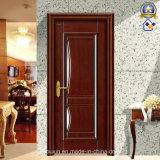 Puerta interior del MDF de la seguridad de la puerta de madera económica del MDF (JH-059)