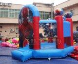 Equipamento insuflável ao ar livre, Piscina Parque Infantil saltando castelos insufláveis para crianças