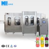 Máquina de enchimento de sumo de fruta completa, fábrica de manufatura