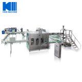 Agua mineral, agua pura de la máquina la máquina