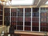 Ручка шкафа мебели сплава цинка/ручка 1002 ящика