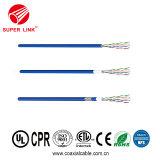 상표를 붙이는 제품 Superlink 근거리 통신망 케이블 CAT6 UTP FTP SFTP