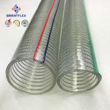 Анти--UV Шланг Стального Провода PVC Анти--Химиката Усиленный