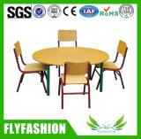 Tableau en bois rectangulaire d'étude d'enfants de vente de meubles chauds de pépinière (SF-15C)