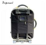 Populäres Entwerfer-Kontrast-Farben-Arbeitsweg-Einstieg-Fall-Freizeit-Laufkatze-Gepäck
