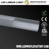 4104 ha personalizzato il profilo di alluminio lineare dell'indicatore luminoso LED per la striscia del LED