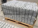 Ciottolo del granito/cubo/pietra per lastricati cubica/pietra del lastricatore in grigio/nero/colore rosso/giallo