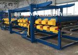 Metallprofil-Stahldach-Zwischenlage-Panel-maschinelle Herstellung-Zeile