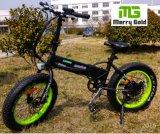 Gros de pneu de batterie cachés par Ebikes petits E vélos se pliants de la bicyclette électrique fabriqués en Chine