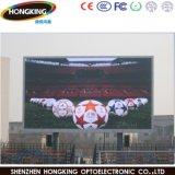 Visualizzazione di LED dello stadio di football americano di colore completo di pubblicità esterna P10