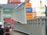 プレハブの鋼鉄橋