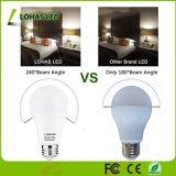 La Chine fournisseur LED ampoule en plastique Ce RoHS Energy Saving Ampoule LED haute puissance 15W Ampoule LED SMD5730