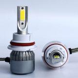 車キットC6 9004 9007本の穂軸LED車のヘッドライト