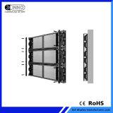 L'épissage transparente P2.5mm HD écran LED RVB à l'intérieur