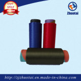 Filato di poliestere DTY tinto stimolante per 55D/36f di tessitura di lavoro a maglia