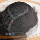 Parrucca naturale di colore della parte anteriore ondulata brasiliana del merletto (PPG-l-01642)