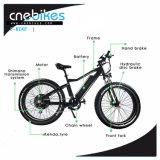 Tipo bicicleta gorda eléctrica de la nieve/de la playa/de la montaña del neumático de 26*4.0