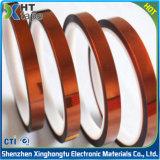 Bande adhésive anti-calorique ambre de Ployimide pour la batterie