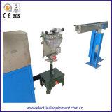 Automático de PVC e máquina de torção único posto informático