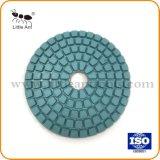 """3""""/80mm Ferramentas de Hardware de disco abrasivo Diamante Almofada de polir úmida de pedras"""