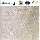 백색 매트리스 & 베개 덮개를 위한 폴리에스테에 의하여 뜨개질을 하는 직물