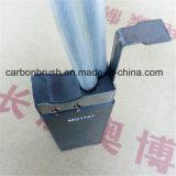 Fabricação de escovas de carbono MG1147 para aparelho elétrico