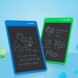 Fechamento da tela 12 almofada de escrita do LCD Digitas da polegada para miúdos