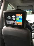 Appui-tête de taxi de 10.1 pouces annonçant l'écran avec le détecteur de distance de 3G GPS