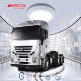 Saic Iveco Hongyan 6X4 높은 지붕 35t 380 HP 트랙터 트럭
