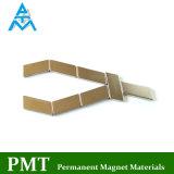 N45 de Romboïdale Magneet van het Neodymium met Magnetisch Materiaal NdFeB