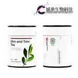 Beauté originale Natural Herbal Slimming Tea thé Losss de poids de garniture