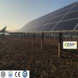 40MW PV & comitato solare policristallino complementare di Apprlied 315W di progetto di pesca nel nord-est
