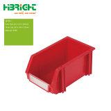 Heavy Duty de almacenamiento combinado bandejas de plástico reutilizables para rack