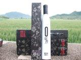 Parapluie plié par forme promotionnelle bon marché de bouteille de vin