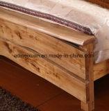Кровати твердой деревянной кровати самомоднейшие двойные (M-X2348)