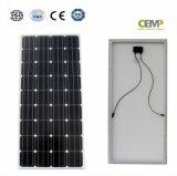 Il modulo solare monocristallino 110W, 140W, 150W, 190W offre l'energia di alta efficienza