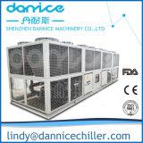 промышленным блок 600kw охлаженный воздухом более Chiller для прессформы охлаждая электропитание 3pH-380V-440V 50/60Hz