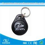 Kundenspezifisches Form-Förderung-Geschenk RFID NFC Belüftung-Schlüsselmarke Keychain