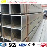 Ss400/S275J0 Square tubos cuadrados de tubo de acero galvanizado